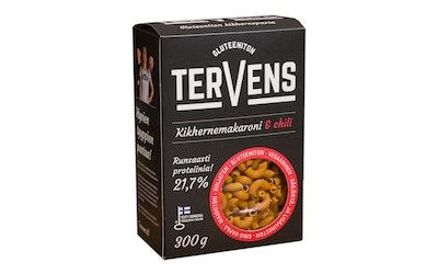 Tervens Kikhernemakaroni & chili 300g
