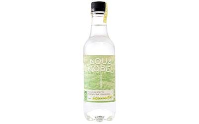 Aqua Nobel makulähdevesi sitruuna-lime 0,5l luomu