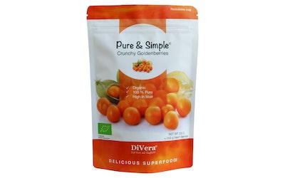 Organic Crunchy Goldenberries 25g