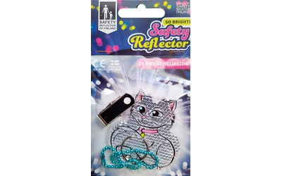 Safety Reflector Kitten-heijastin