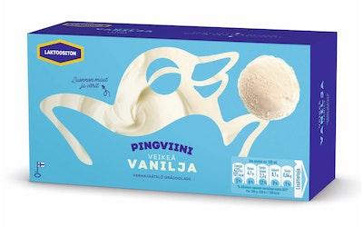 Pingviini jäätelö 1l vanilja laktoositon