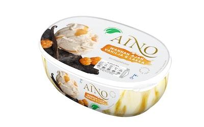 Aino jäätelö 0,850l Wanhan Ajan vanilja & lakka