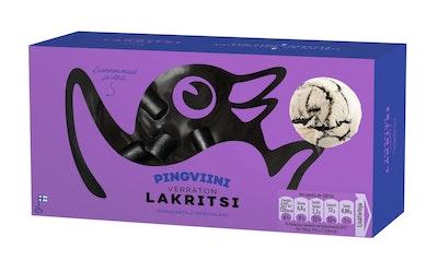 Pingviini jäätelö 1l lakritsi