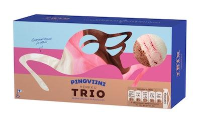 Pingviini jäätelö 1l herkkutrio