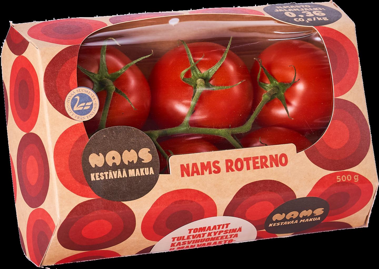 kirsikkatomaatti kalorit
