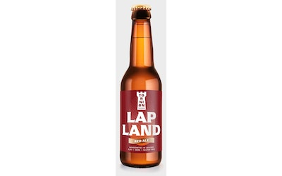 Lapland Red Ale 5,2% 0,33l gluteeniton