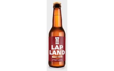 Tornion Panimo Lapland Red Ale 5,2% 0,33l gluteeniton