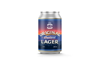 Tornion Original Lager 4,7% 0,33l