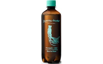 Bloomy Drinks Power kevyesti hiilihapotettu juoma 0,5 l
