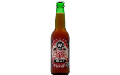 Waahto Brewery Red Ale 5,4% 0,33l