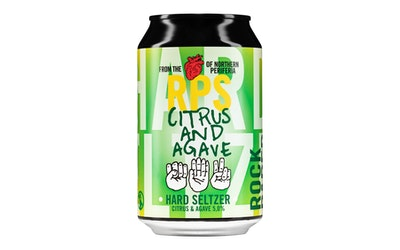 RPS Citrus and Agave Hard Seltzer 5% 0,33l