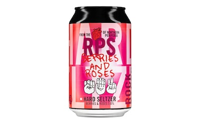 RPS Berries and Roses Hard Seltzer 5,0% 0,33l