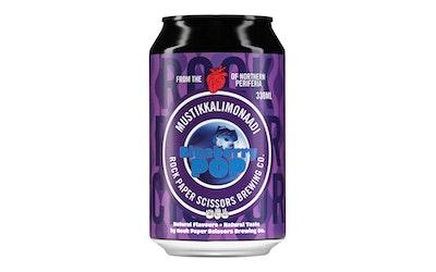 RPS Blueberry Pop limonadi 0,33l