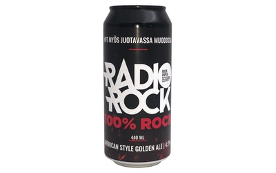 RPS Radio Rock Golden Ale 4,5% 0,44l