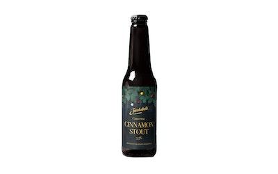 Jacobstads Cinnamon Stout 5,5% 0,33l