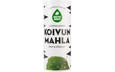 Arctic Birch koivumahla 250ml luomu