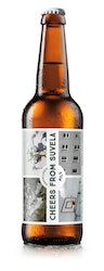 Espoon Oma Panimo Cheers From Suvela Pils 4,7% 0,5l