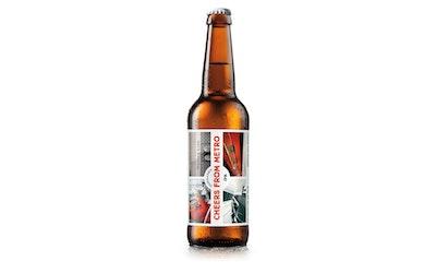 Espoon Oma Panimo Cheers From Metro IPA 5,0% 0,5l