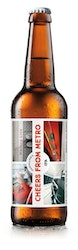 Espoon Oma Panimo Cheers From Metro IPA 5,0% 0,5l