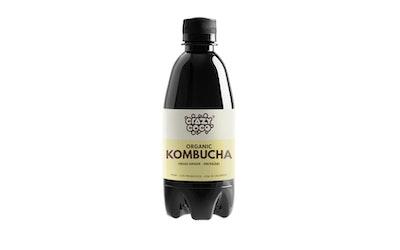 Crazy Coco Kombucha inkivääri 0,33l luomu