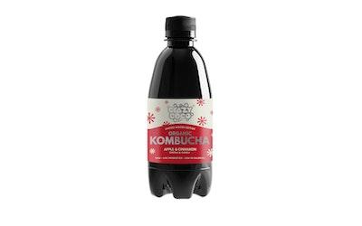 Crazy Coco Kombucha omena-kaneli 0,33l luomu
