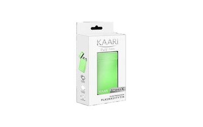 Kaari Roihu plasmasytytin X Pastelli vihreä