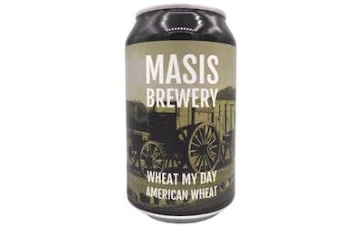Masis Brewery Wheat My Day American Wheat 4,6% 0,33l