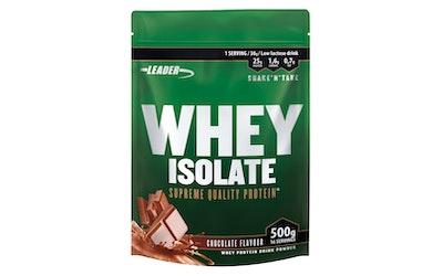 Leader Whey isolaatti 500g suklaa