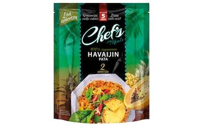 Chef's Havaijin pata ateria-aines 170g