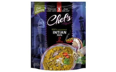 Chef's Intian pata ateria-aines 155g