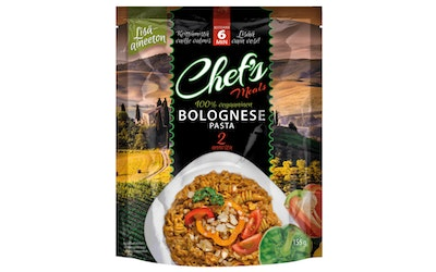 Chef's Pasta Bolognese ateria-aines 155g