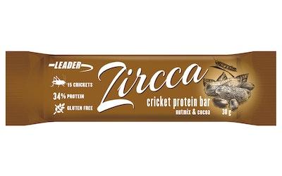 Leader Zircca proteiinipatukka 30g pähkinäsekoitus ja kaakao