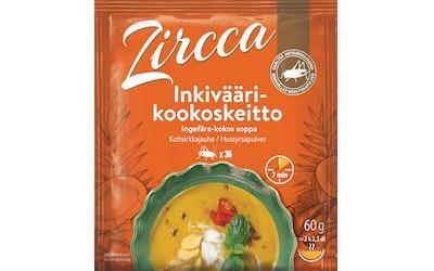 Leader Zircca inkivääri-kookos keittoaines 60g