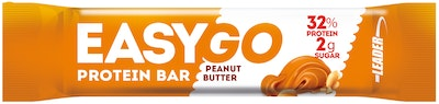 Leader Easy Go bar 32g peanut butter