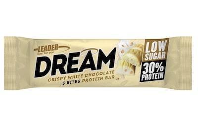 Protein Dream bite 40g white choco