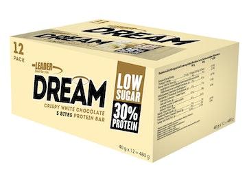 Protein Dream White choco bar 40g-12pack