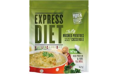 Express diet 47 g peruna-kasvis-lihavuoka-ateria-aines.