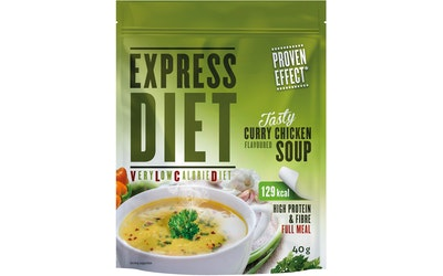 Express Diet kanakeitto 40g kerm. curry