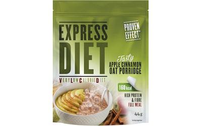 Express Diet kaurapuuro 44g kaneli-omena