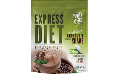 Express Diet suklaapirtelö 43g