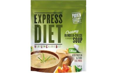 Express Diet keitto 40g savuporojuusto