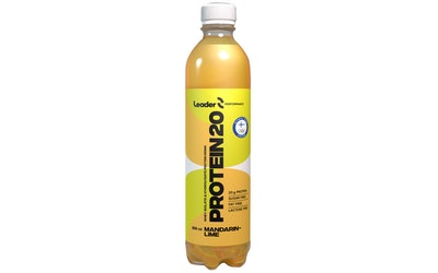 Leader Protein20 juoma 500ml Mandariini-Lime