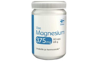 Vire Magnesium 375mg 90 tablettia 68g