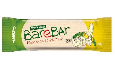 Leader BareBar taatelipatukka taateli-banaani 40g