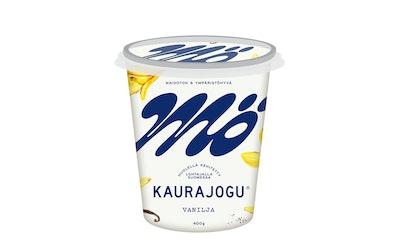 MÖ kaurajogu vanilja 400g vähemmän sokeria
