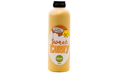 Vöner sweet curry kastike 500ml