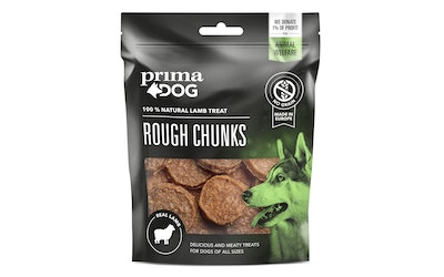 Prima Dog Rough chunks lammaspala 90g