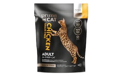 PrimaCat kaiikille aikuisille kissoille 1,4kg viljaton kana
