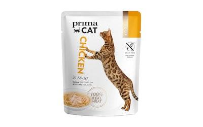 PrimaCat Soup 40g kanaa sisältävä liemi