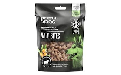 Prima Dog Wild Bites rapea 100g lamm tyrni